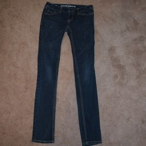 Mossimo Supply Skinny Jeans size 5 Long